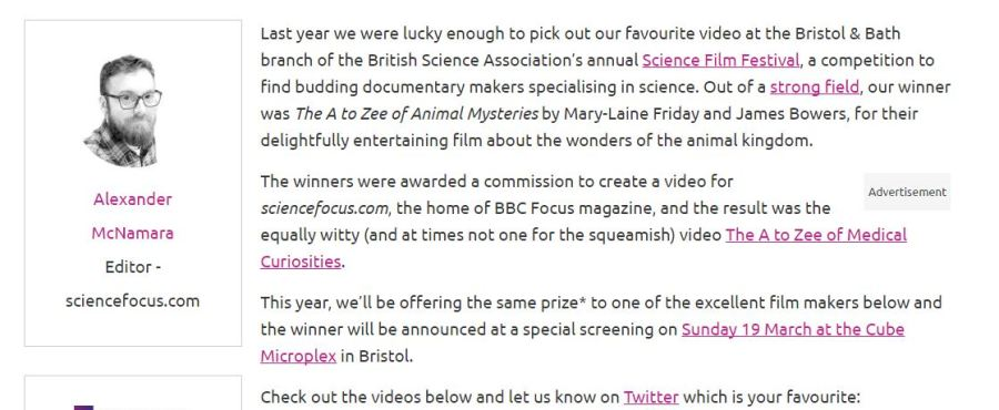 BBCFocusshortlistscreencap